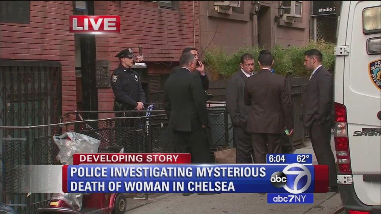 Police investigating after woman found dead in Chelsea apartment doorway
