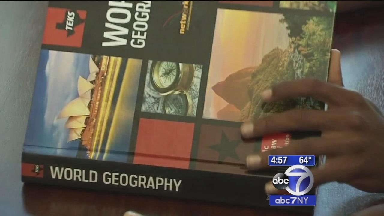 Mom calls out textbook publisher for interpreting slavery as immigration