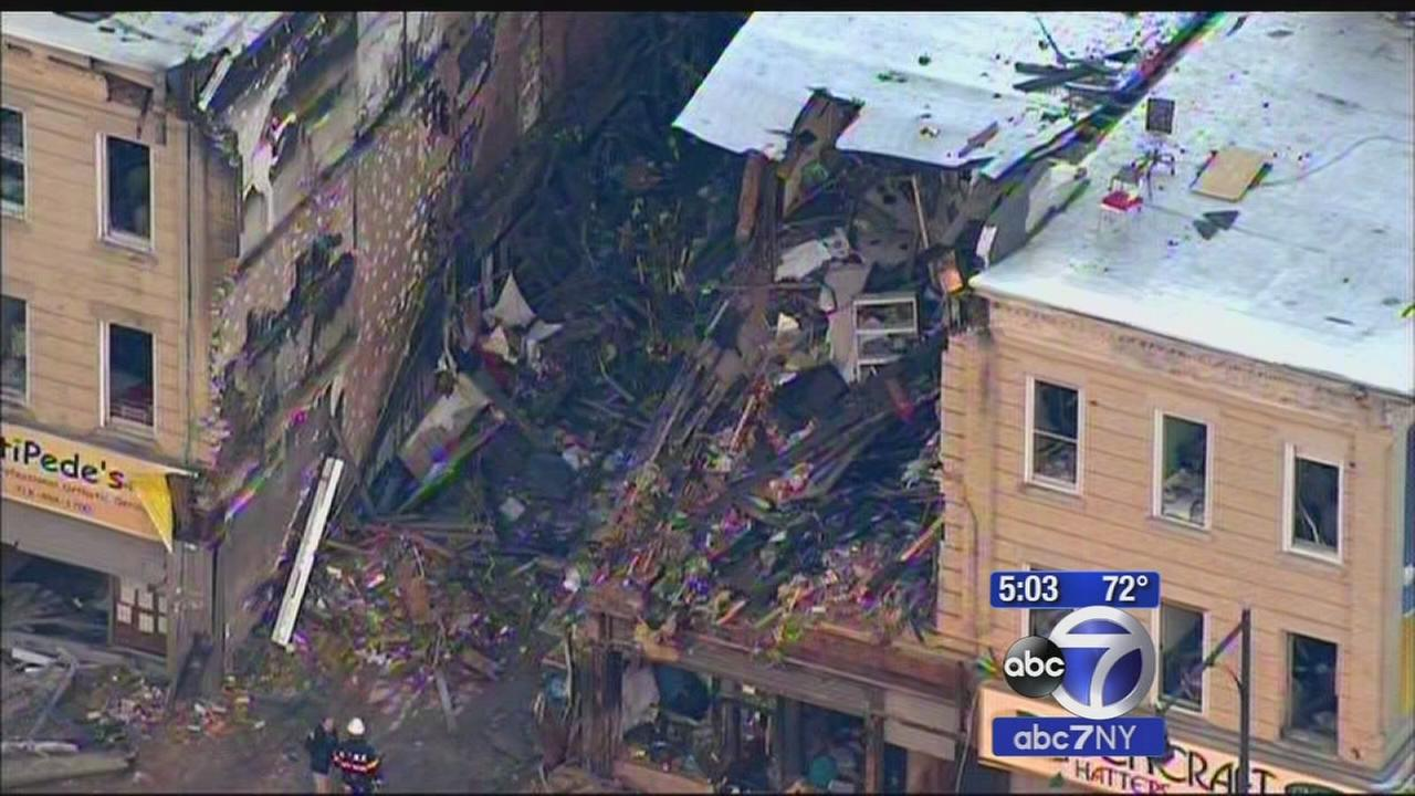 Brooklyn apartment explosion may have been intentional, officials say