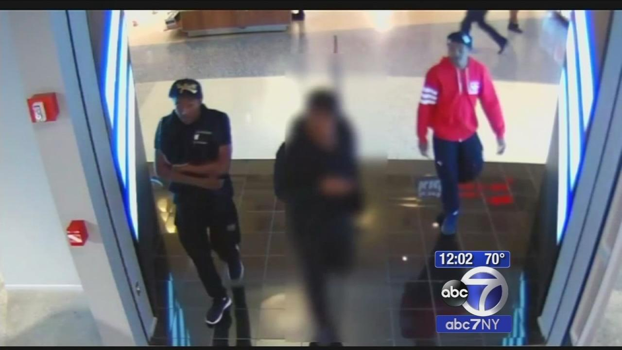 Looking for suspects of 79 year old attacked in Flatbush