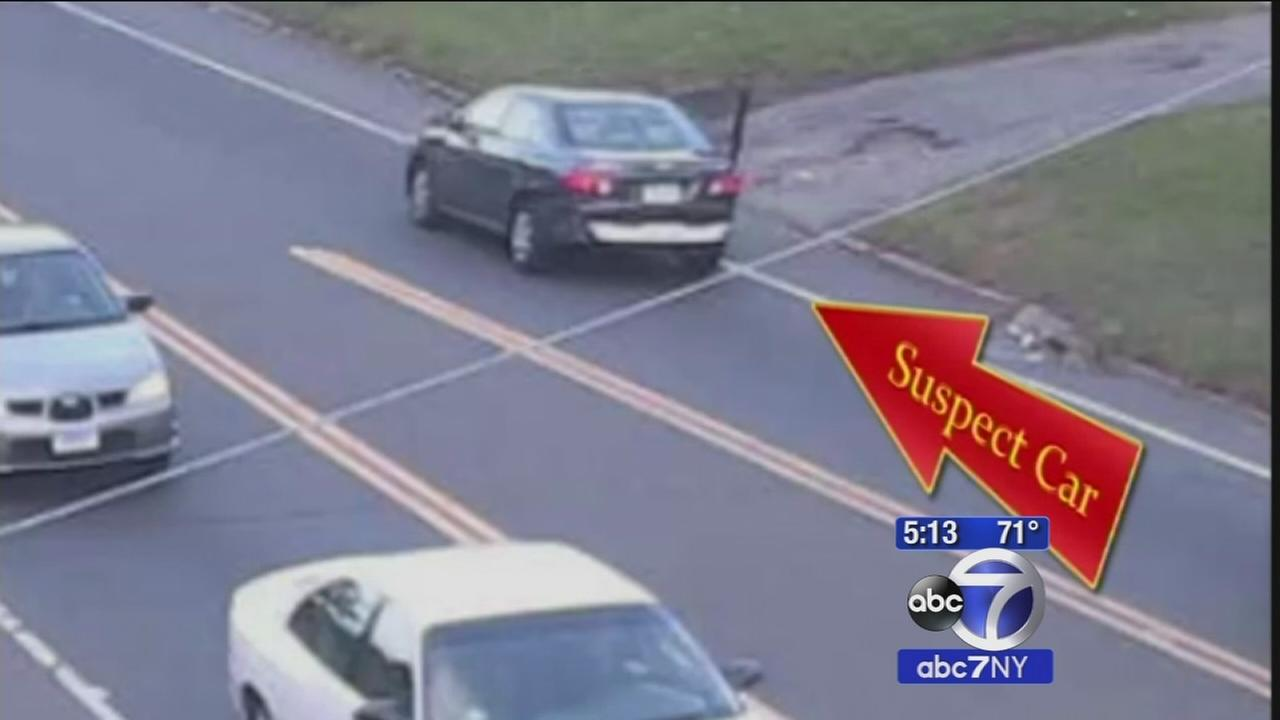 Police speak to driver of car allegedly involved in abduction in Bridgeport