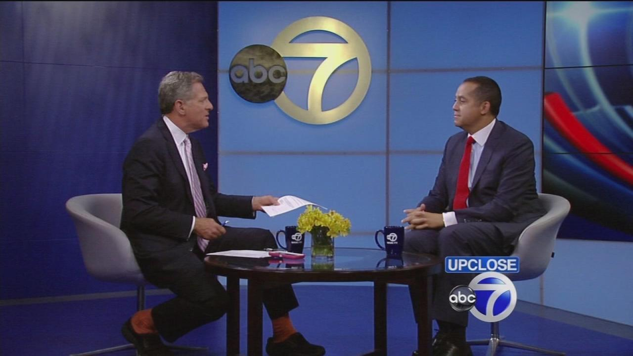 Up Close: Potential mayoral candidate Don Peebles