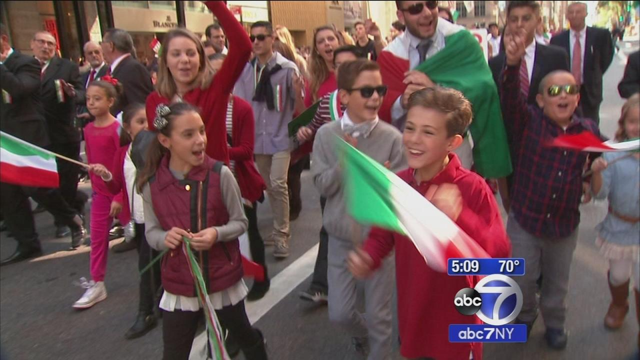 71st Annual Columbus Day Parade