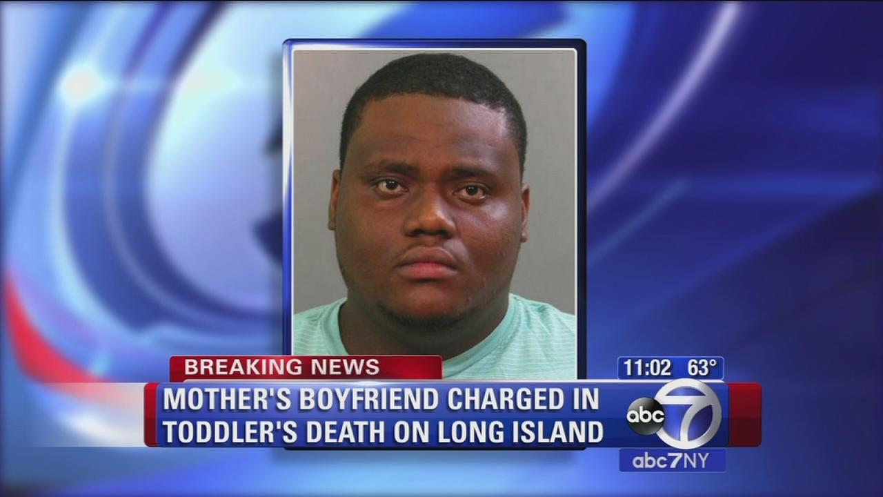 LI man charged in toddlers death