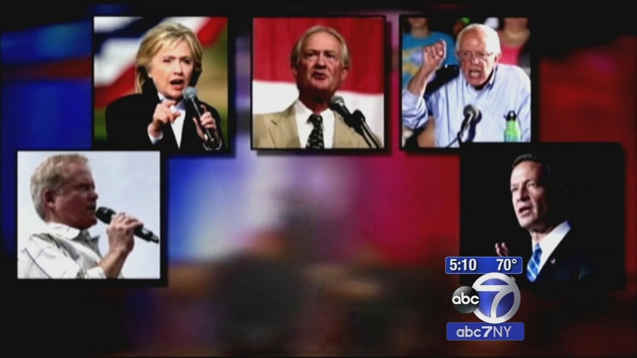 Preview: The Democratic Debate