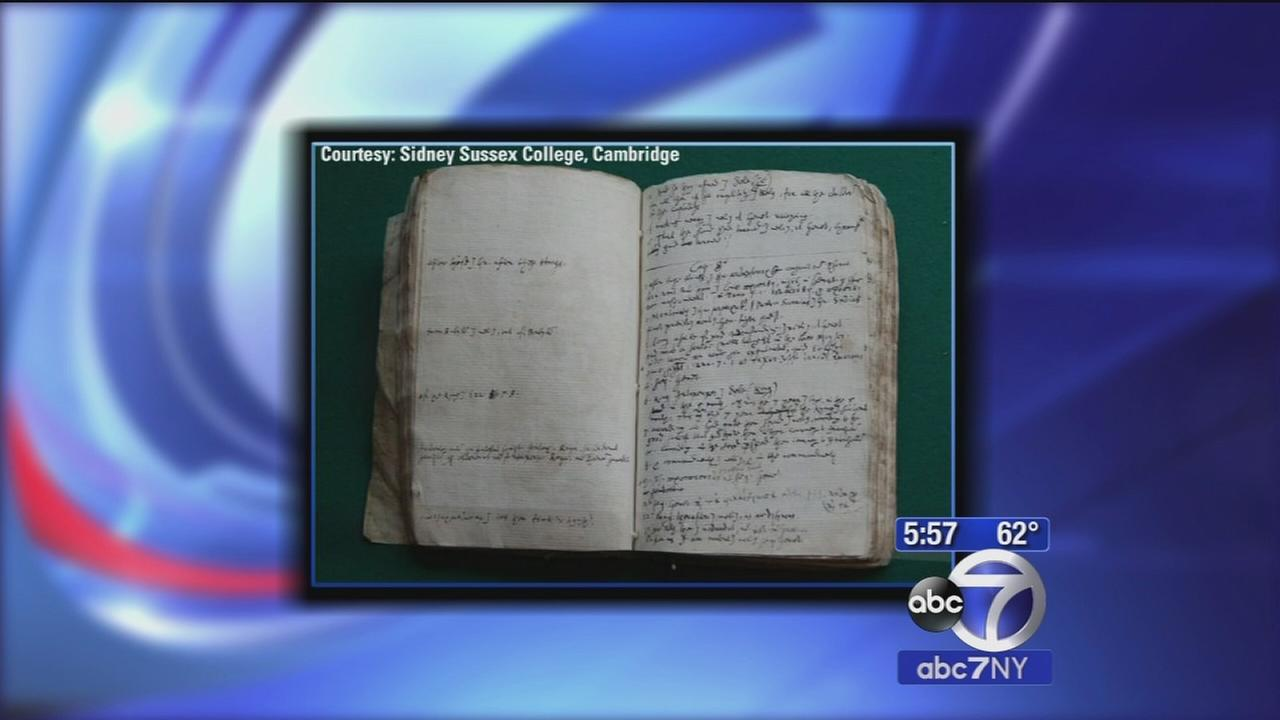 Montclair professor discovers what is believed to be oldest draft of King James Bible