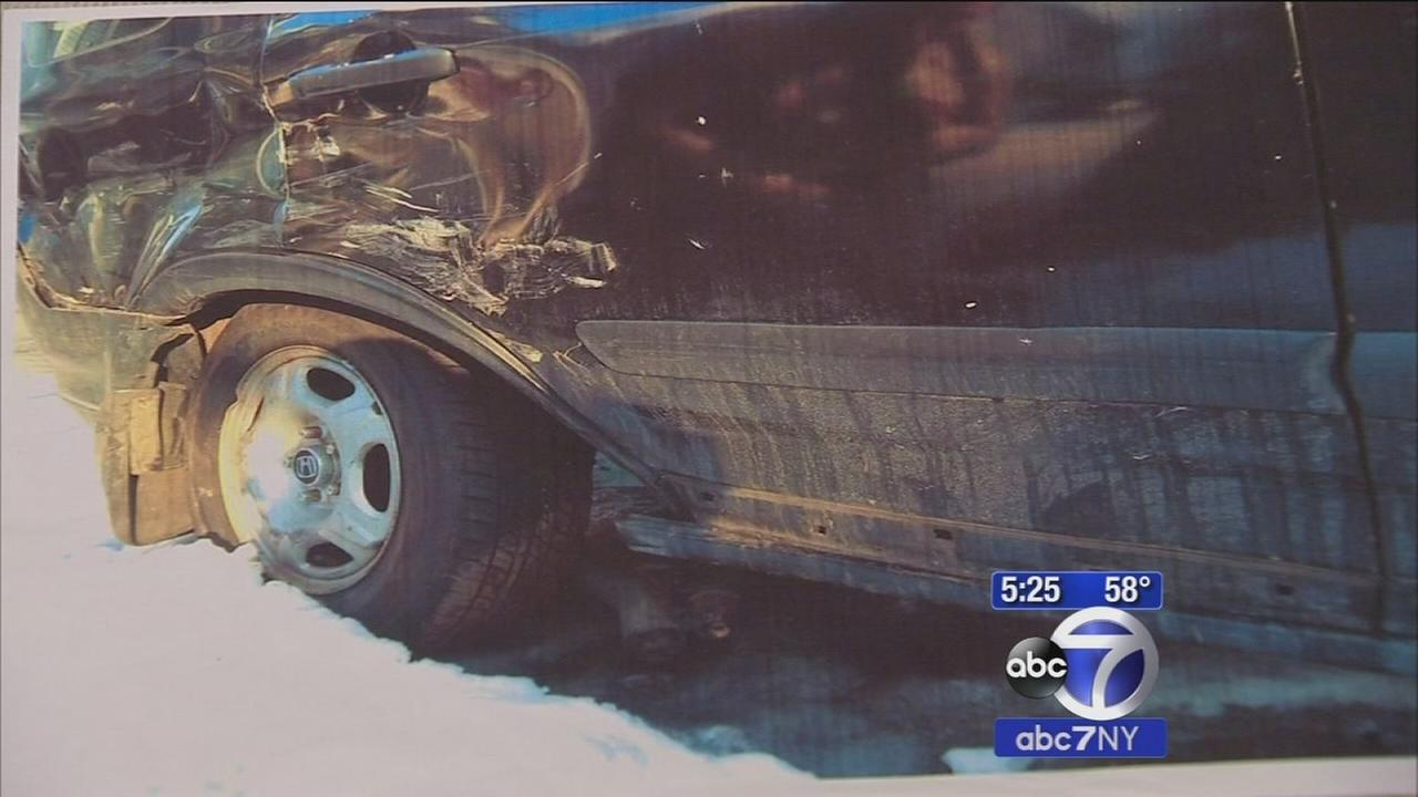 7 On Your Side: Cop car crash, city wont pay
