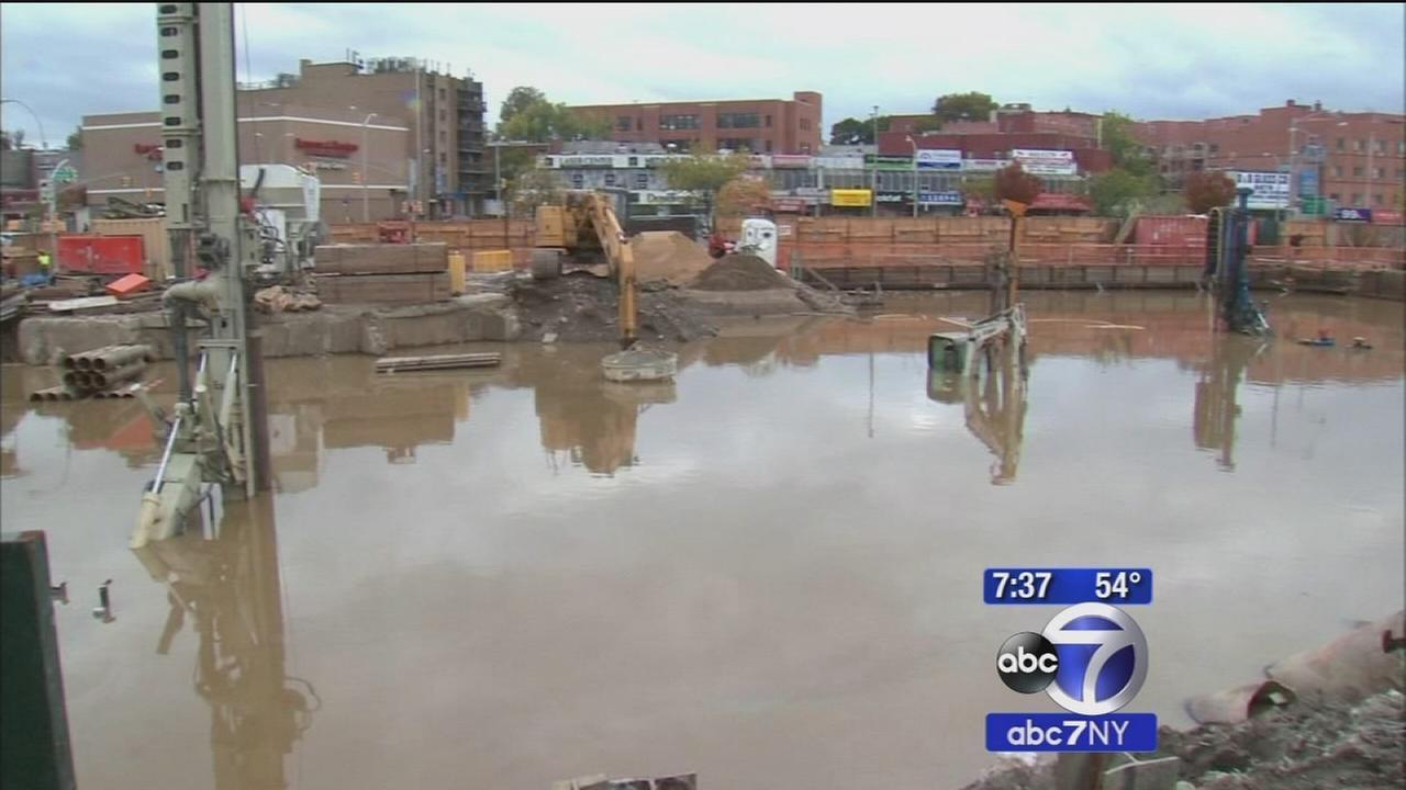 How Queens water main break affecting local businesses