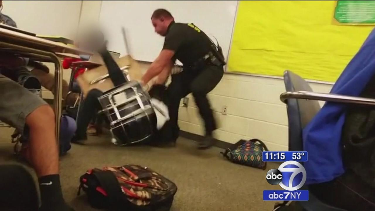 Investigation continues into deputys takedown of student