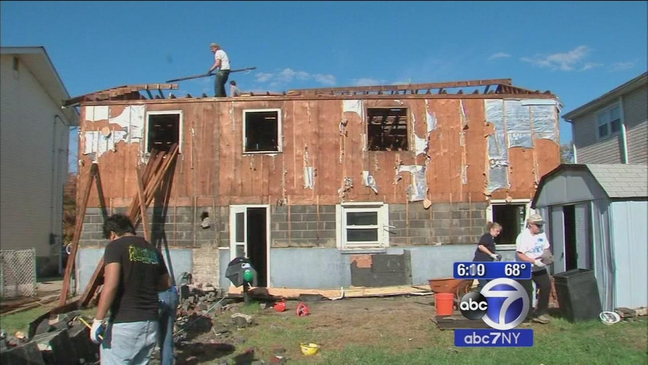 Sandy recovery in New Jersey three years later