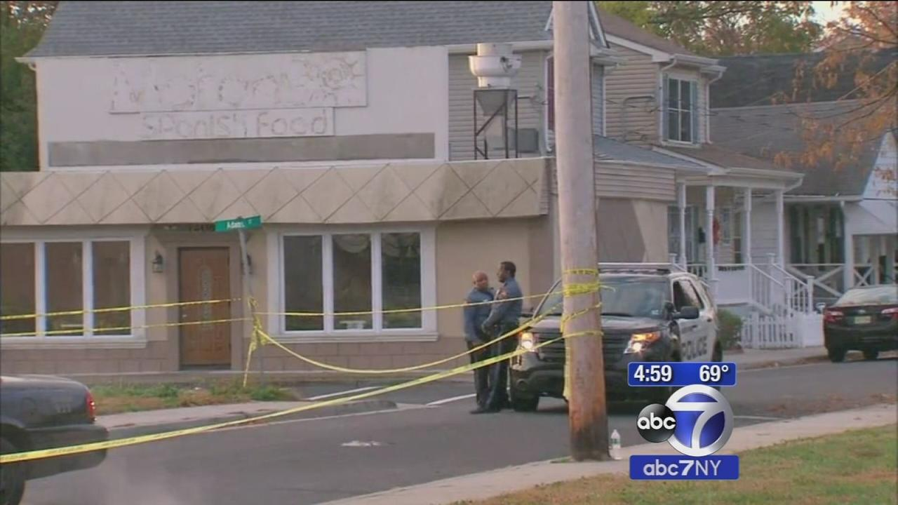 One man shot, girl grazed inside home during police shootout in Asbury Park, New Jersey