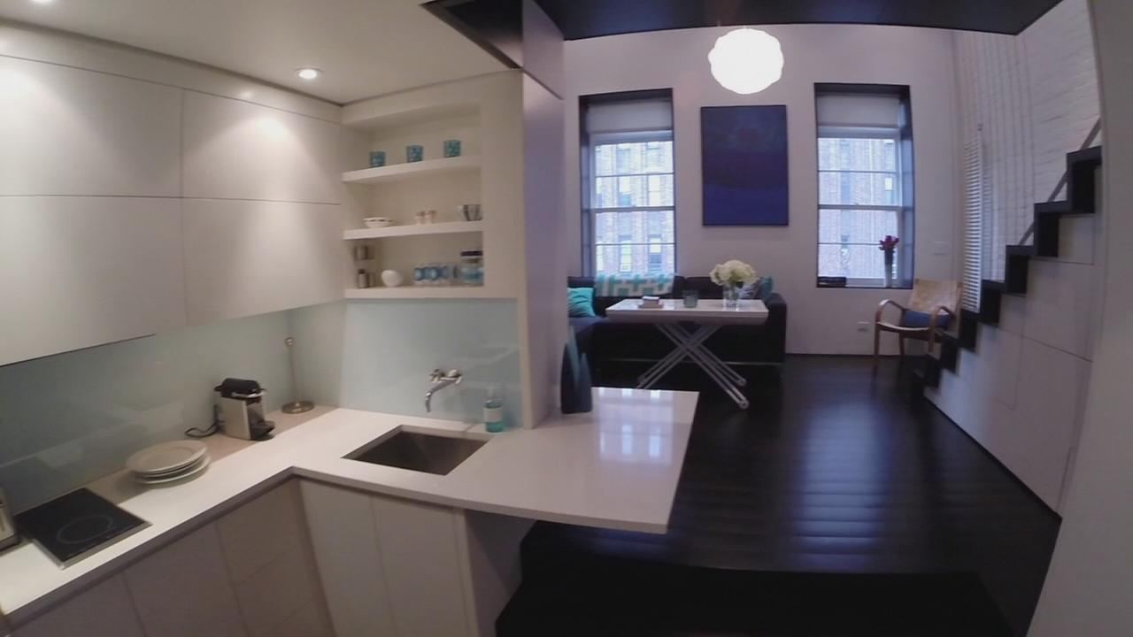 Web extra: Small spaces makeover