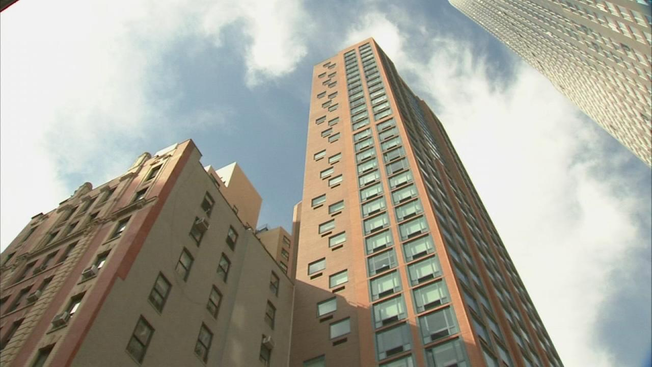 Pace introduces worlds tallest dorm