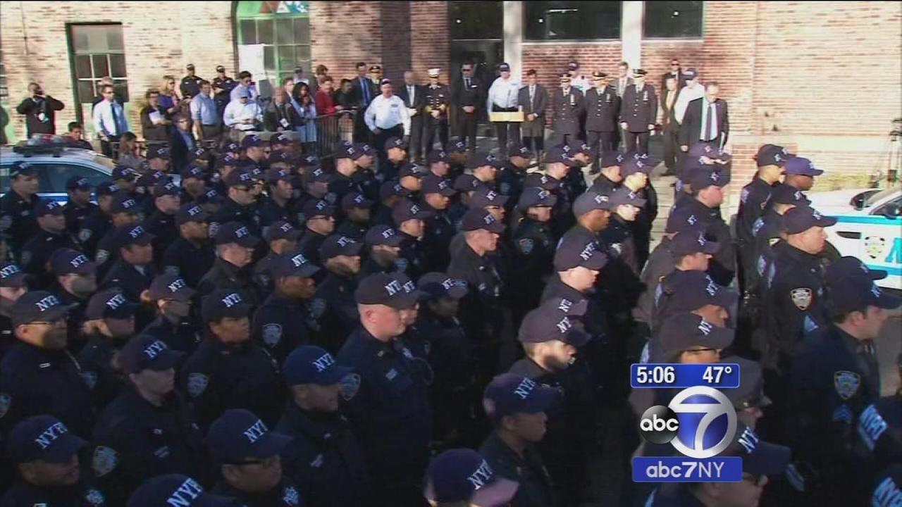NYPD ramps up security, counter-terrorism response in wake of Paris attacks