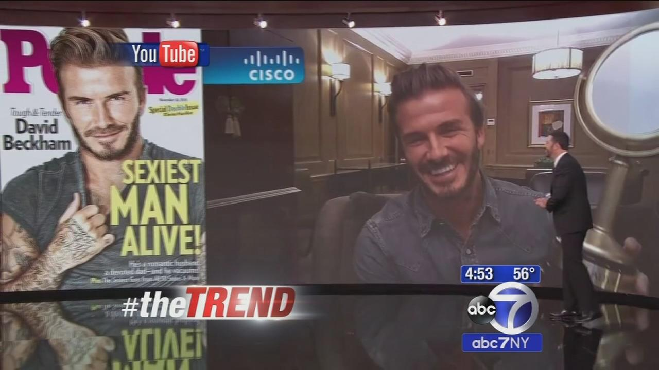 The Trend: Peoples Sexiest Man Alive and GMA40