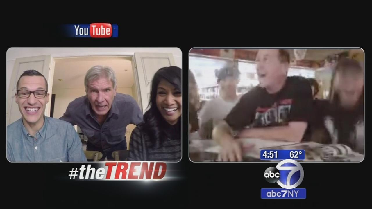 The Trend: National Mens Day and Star Wars surprise