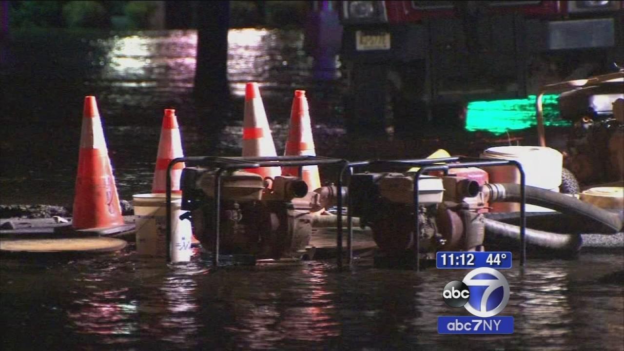 Boil water advisory remains in effect in Hoboken following water main break