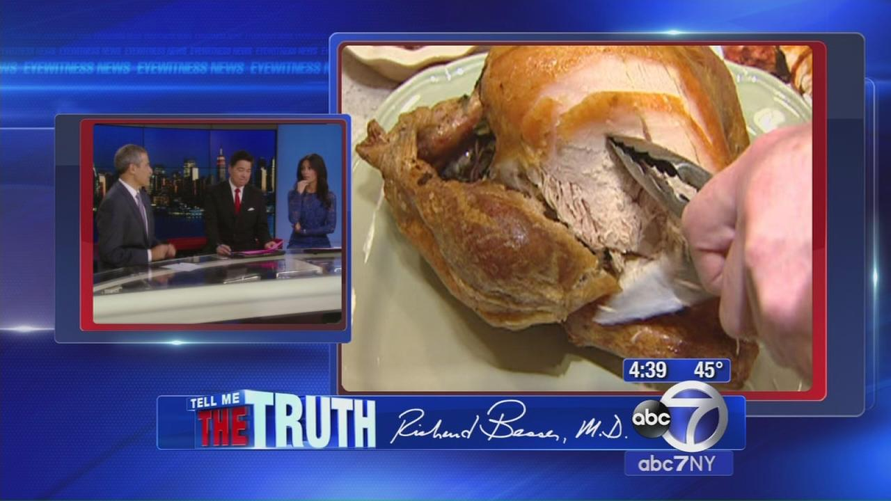 Tell Me the Truth: Thanksgiving tips