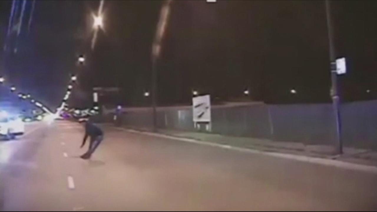 DASH CAM: Video shows police shooting Laquan McDonald