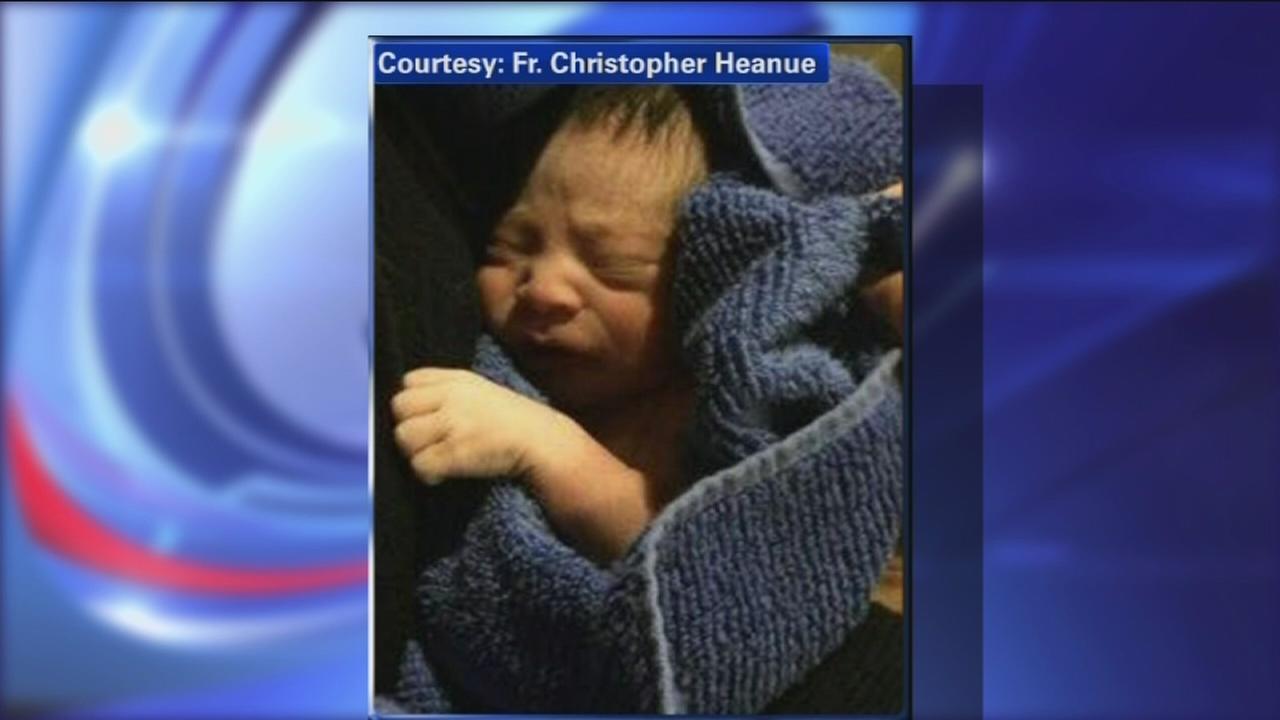 New details on baby left in Queens churchs Nativity scene
