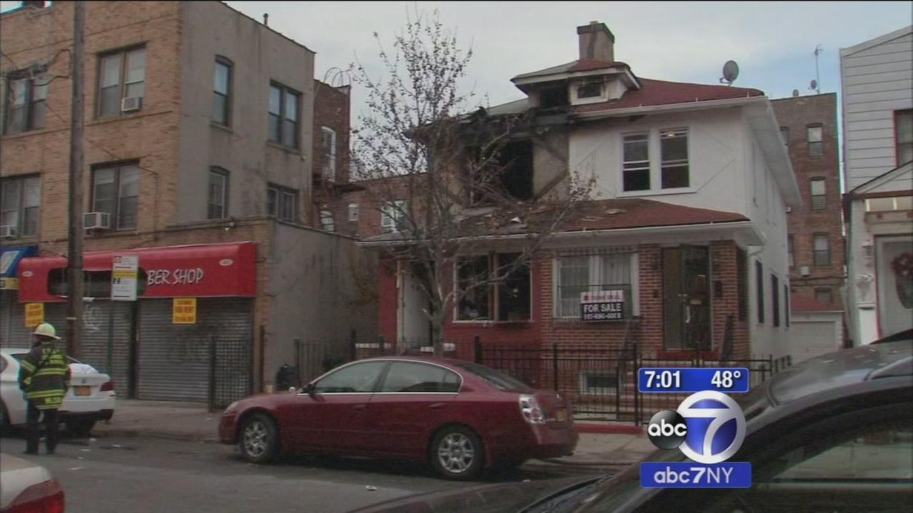 Elderly couple dies in East Flatbush fire