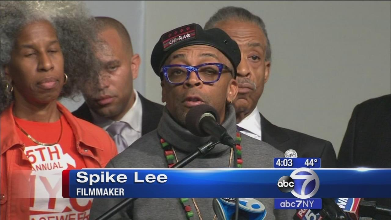 Spike Lee, others call for national anti-gun violence initiative