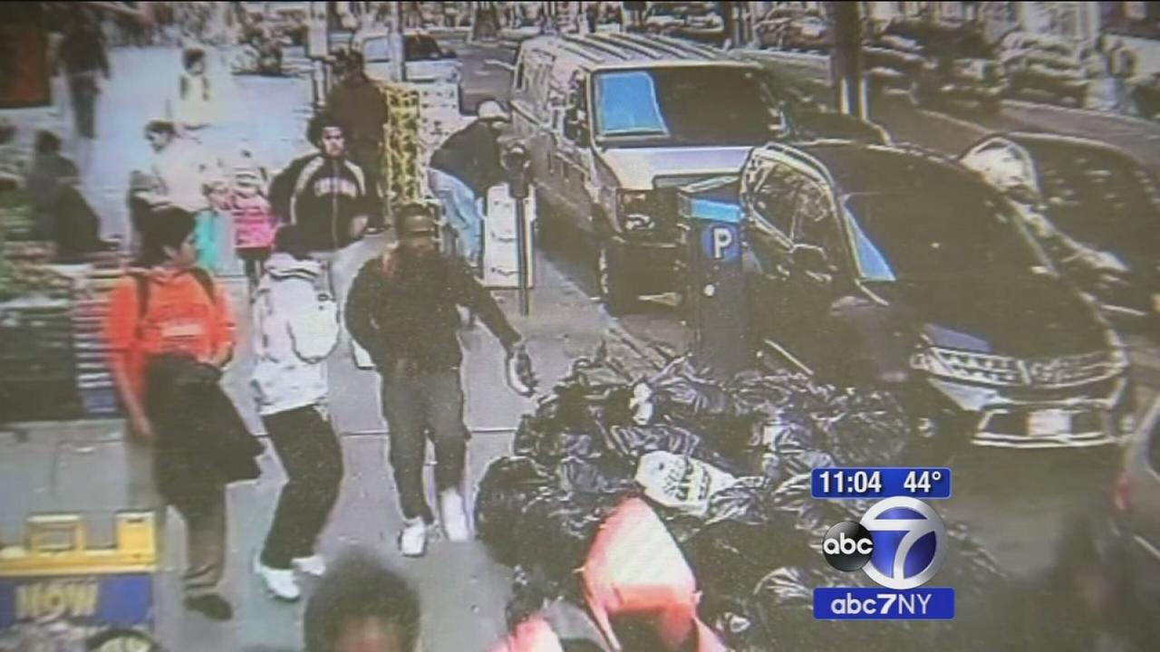 Dozens run for cover after wild shootout in the Bronx