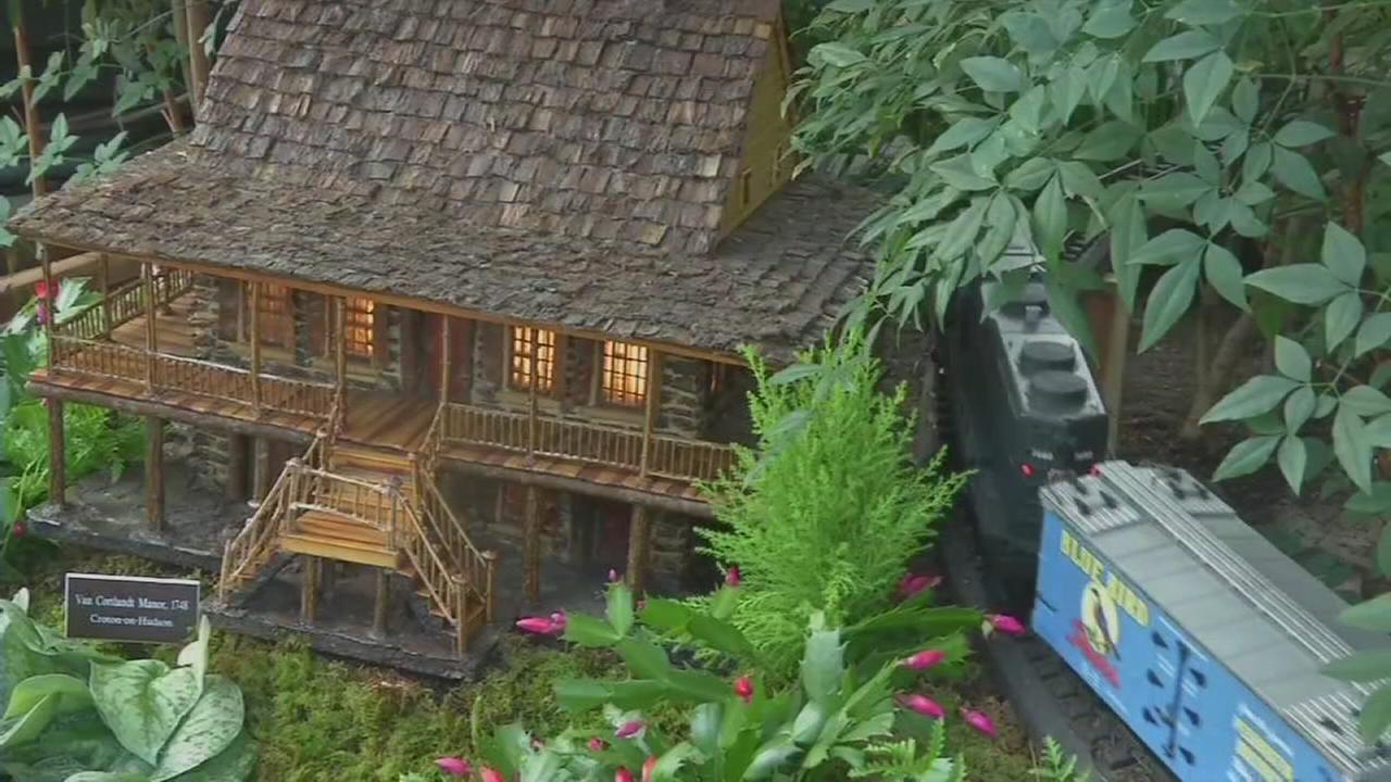 New York Botanical Garden Holiday Train Show boasts MAJOR expansion