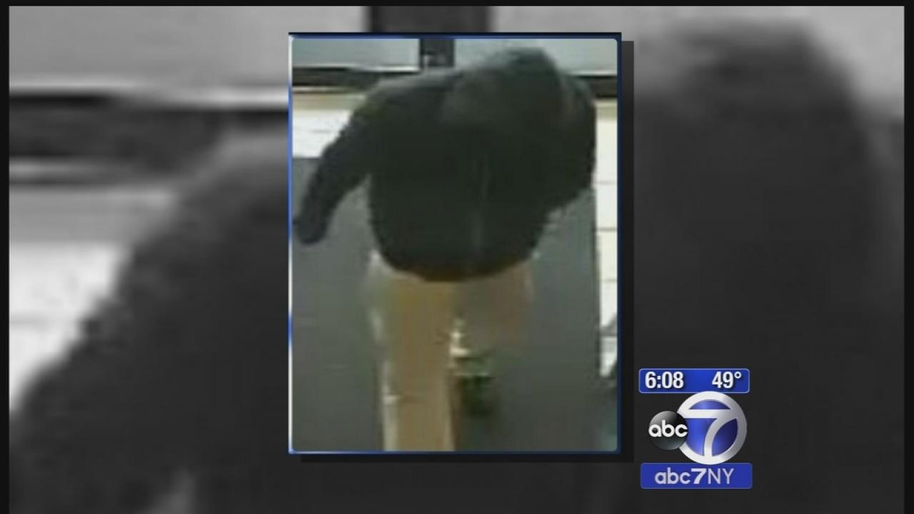 Suspect wanted in Beach Bum robbery, other crimes on Long Island