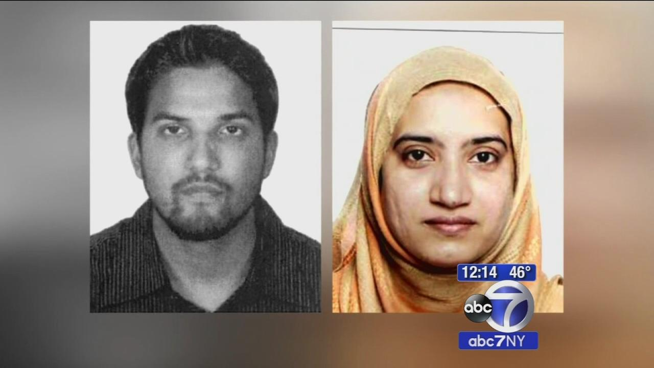 Who was woman at center of investigation in San Bernardino attack?