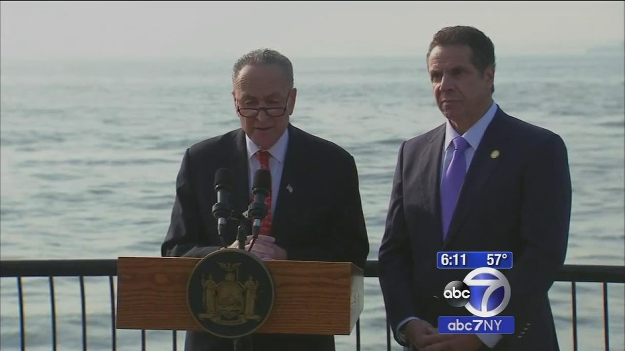 Cuomo, Schumer issue call to block terror suspects from buying guns