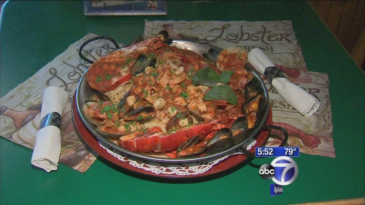 Eats: White Cap Fish in Islip