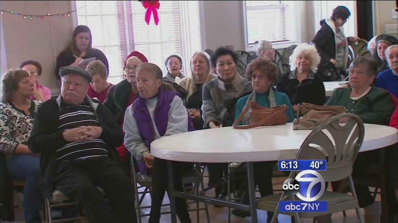 Long Island supermarket helps seniors who cant afford price of bus ticket to store