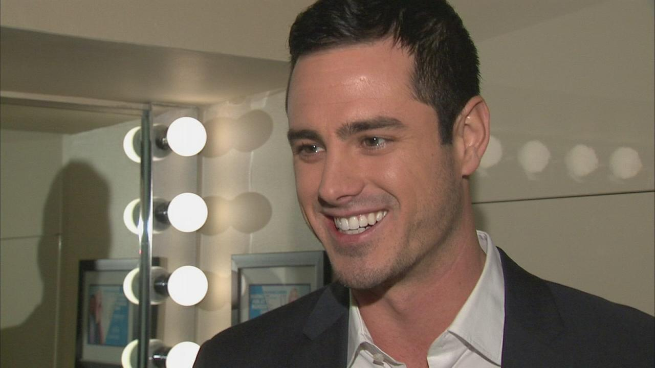 Bachelor Ben Higgins on tonights premiere