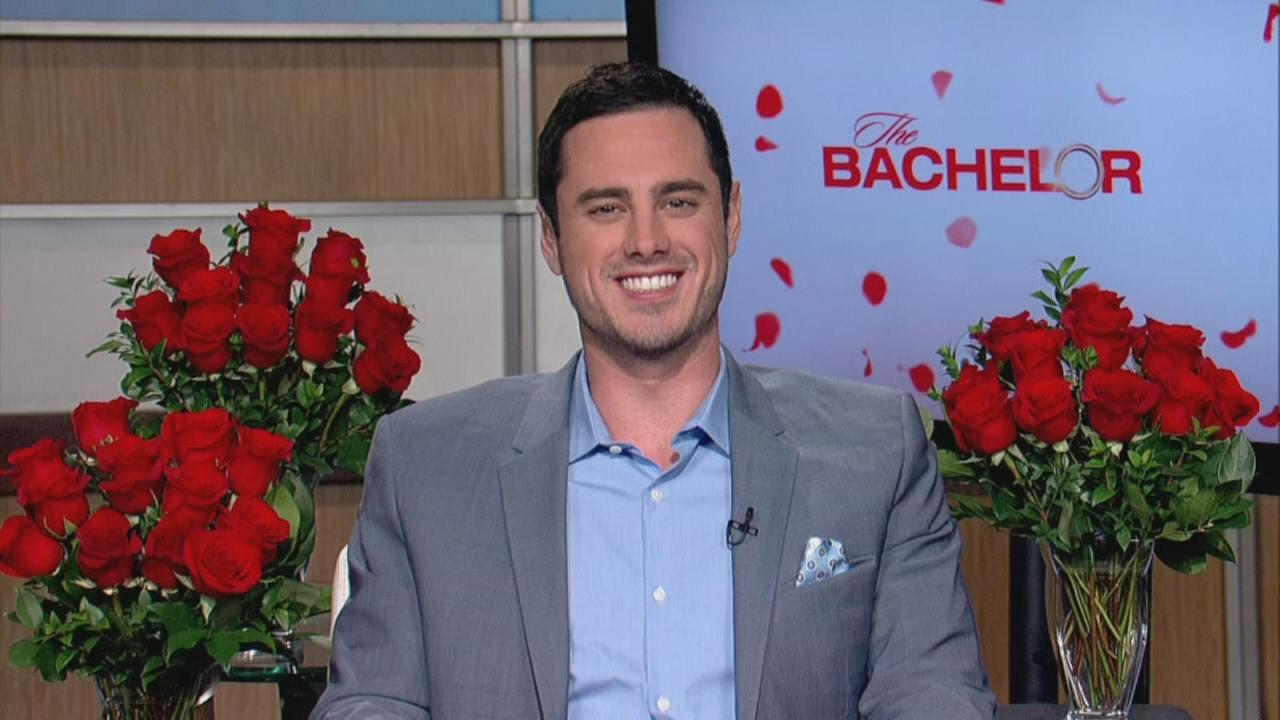 The Bachelor Ben Higgins on his night one impressions and Lace