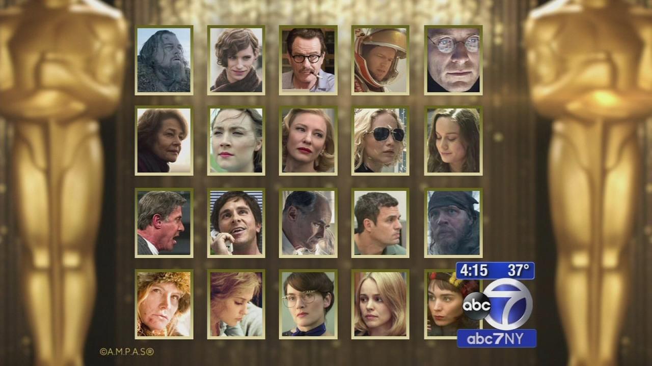 2016 Oscar nominees lack diversity