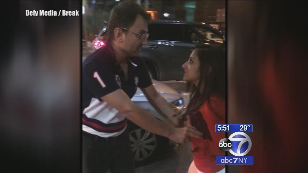 VIDEO: Uber driver attacked by Miami doctor