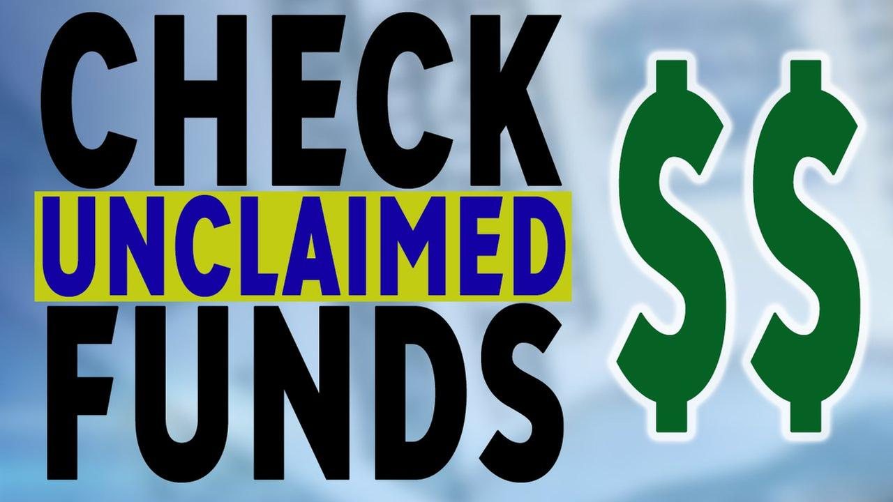 UNCLAIMED FUNDS: Check to see if you are owed big bucks in New ...