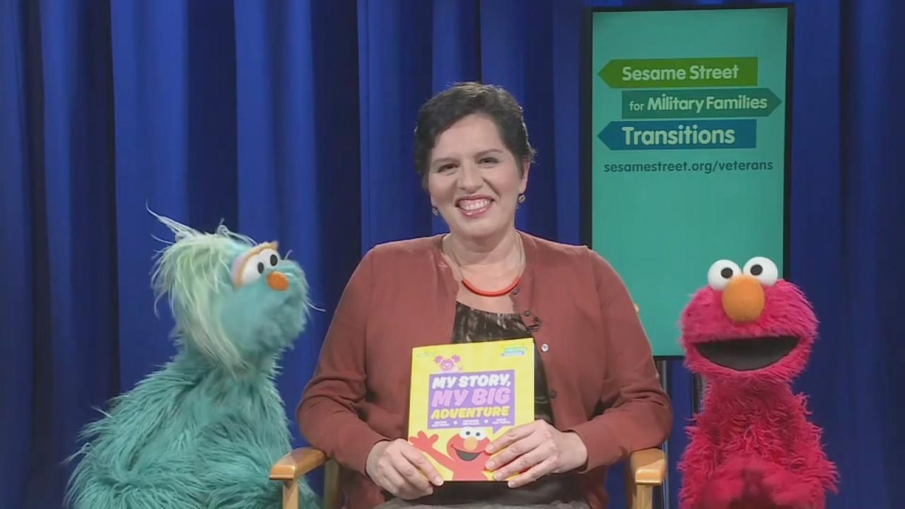 Sesame Streets new initiative helps military families transitioning from active duty to civilian life