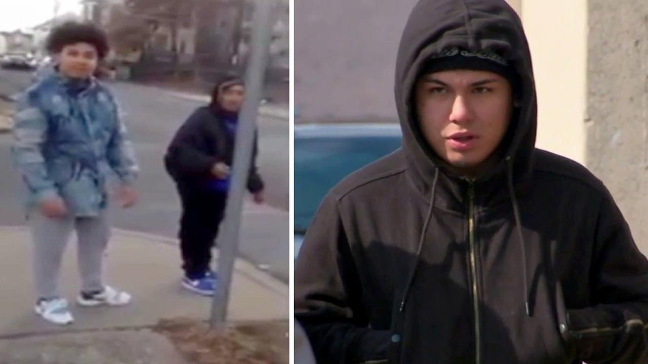 NJ teen involved in 'knockout game' Facebook video turns himself in to police