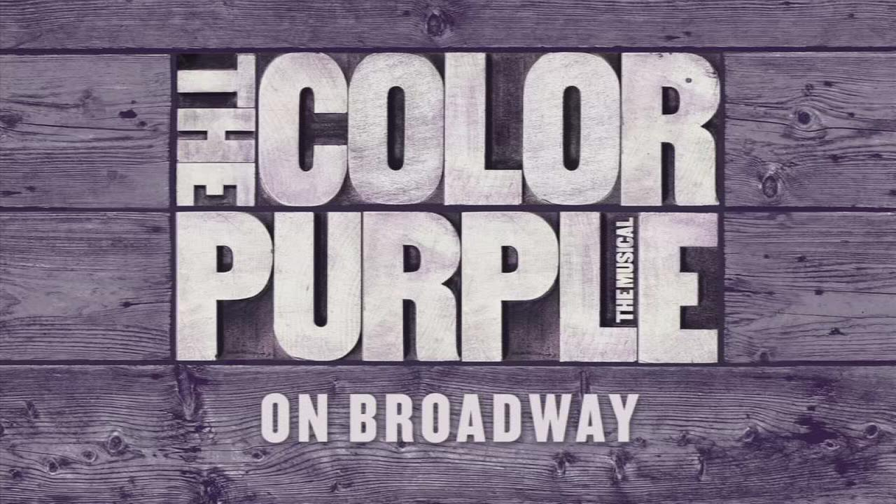 The Color Purple on Broadway