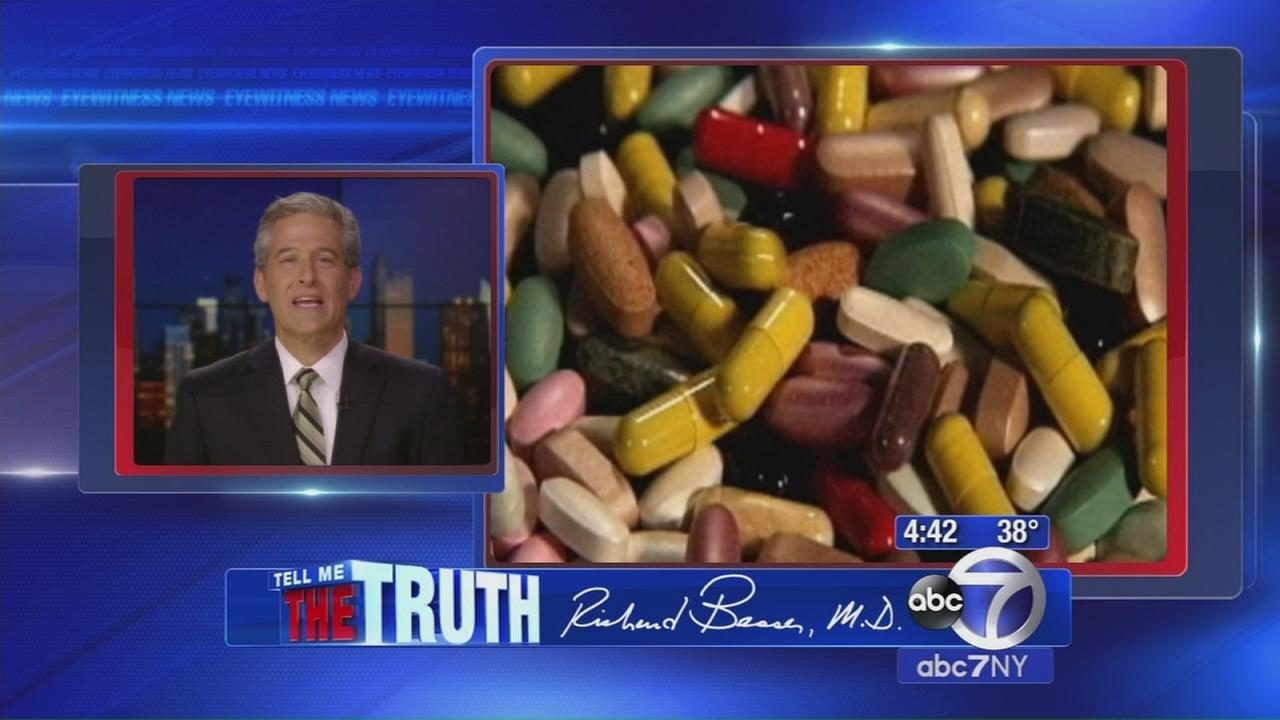 Dr. Richard Besser and Tell Me The Truth