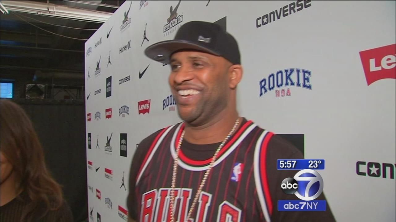 Yankees CC Sabathia pitching in to help those in need