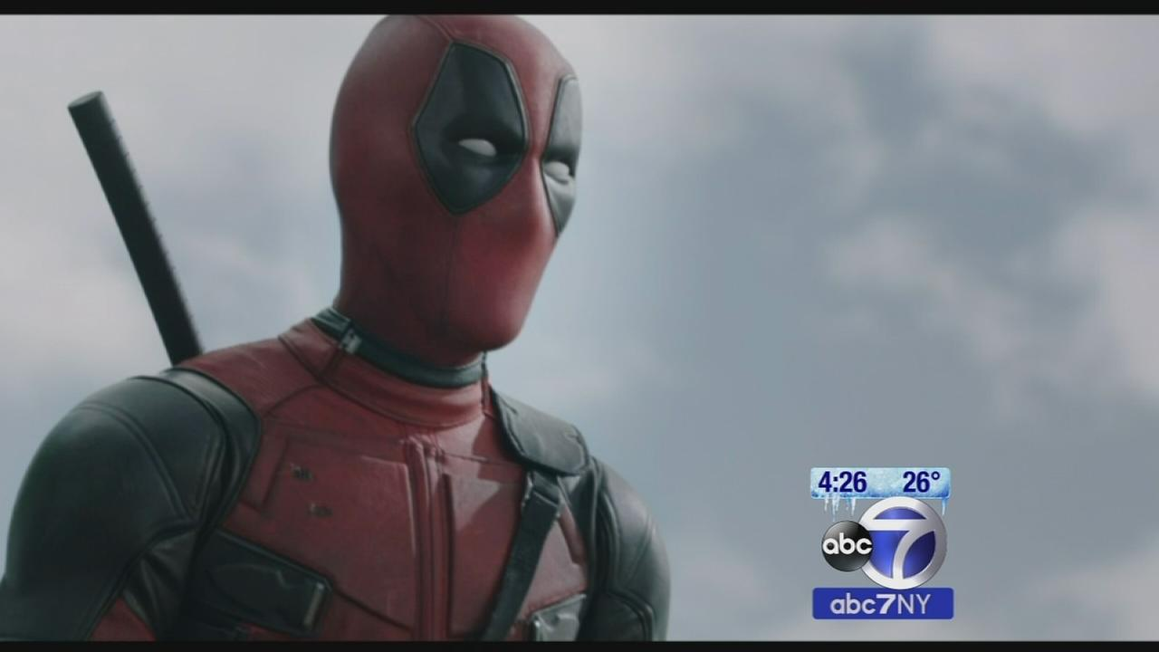 Sandy Kenyon reviews Deadpool, Zoolander 2