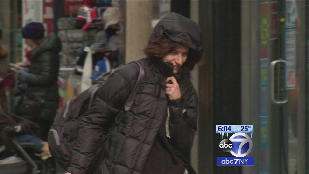 NYC preps for possible record-setting cold