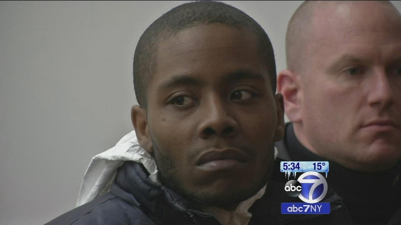 Staten Island stabbing suspect arraigned on 3 counts of murder