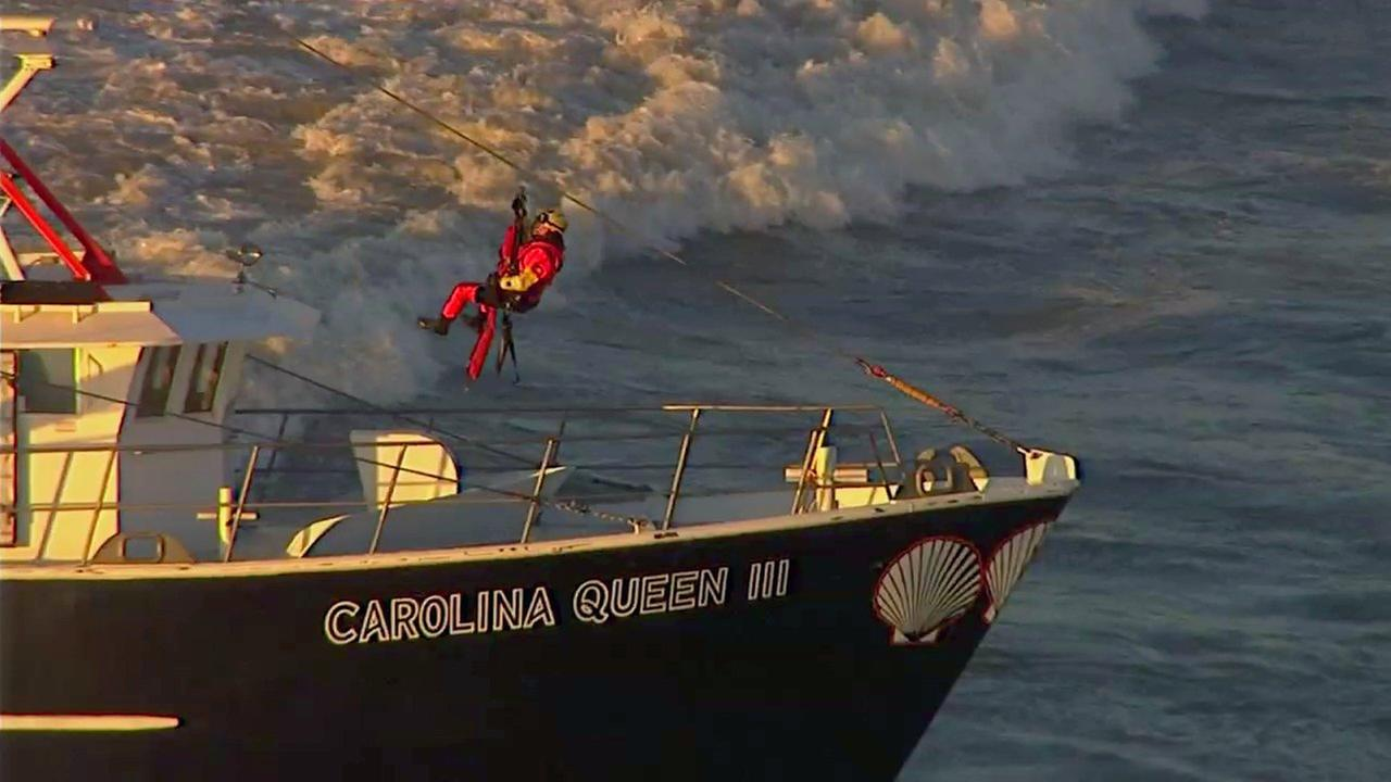 New york news for Fishing boats ny