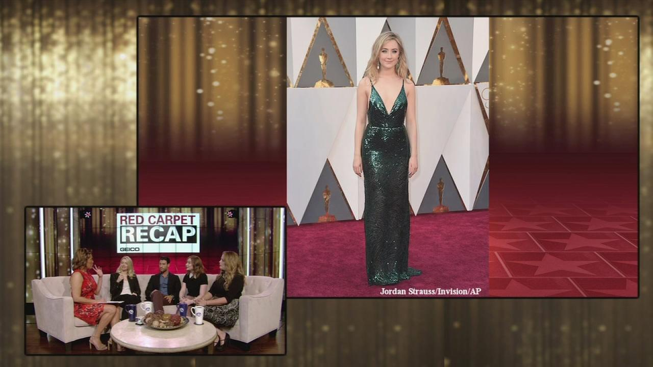 The Red Carpet Recap Show: Part 1