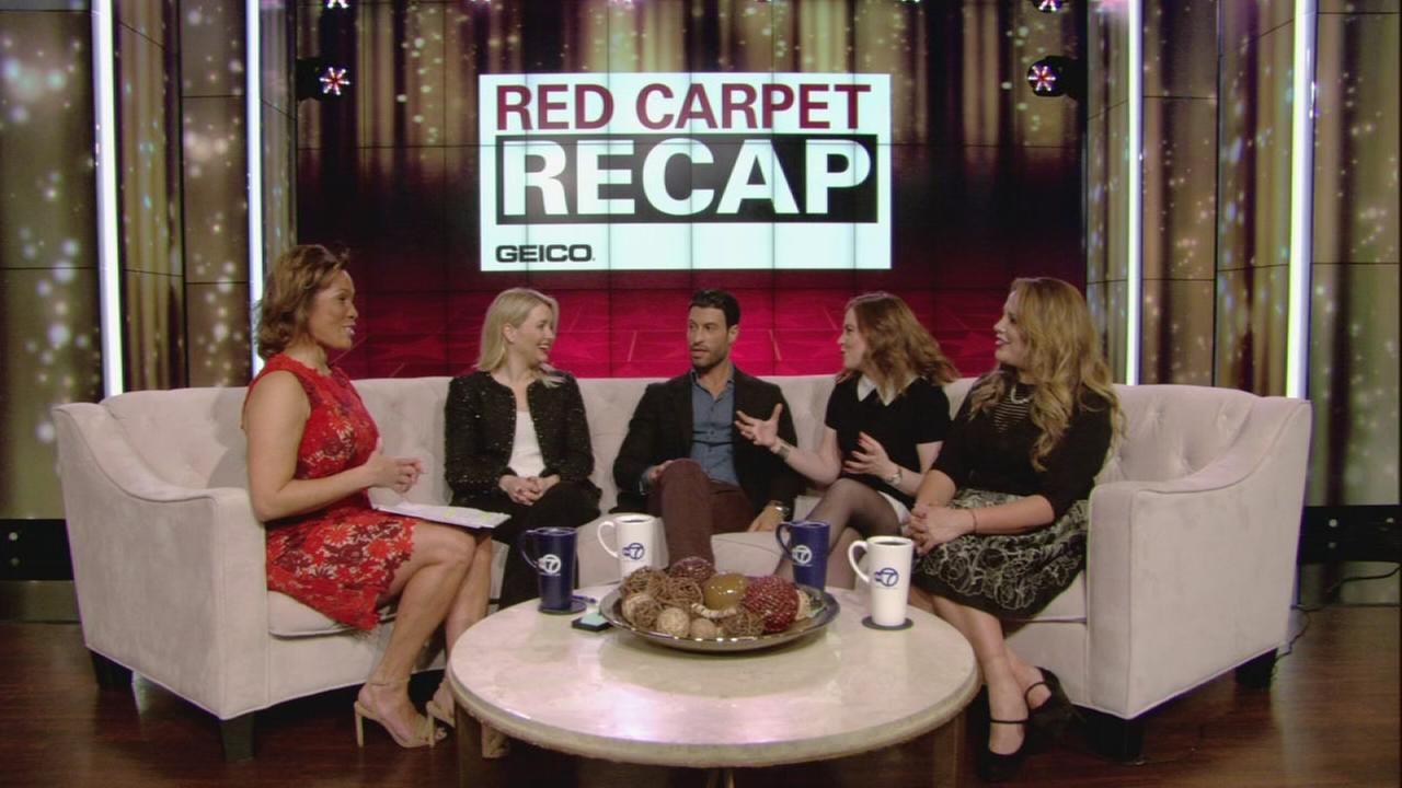 Red Carpet Recap Show: Part 2