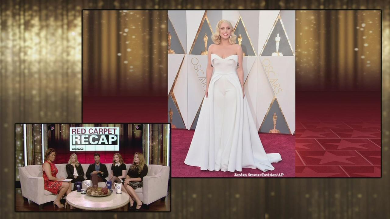 Red Carpet Recap Show: Part 4